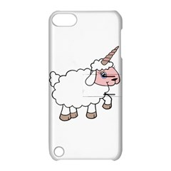 Unicorn Sheep Apple Ipod Touch 5 Hardshell Case With Stand by Valentinaart