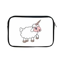 Unicorn Sheep Apple Ipad Mini Zipper Cases by Valentinaart
