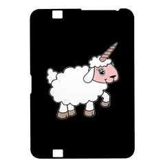 Unicorn Sheep Kindle Fire Hd 8 9  by Valentinaart
