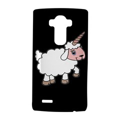 Unicorn Sheep Lg G4 Hardshell Case by Valentinaart