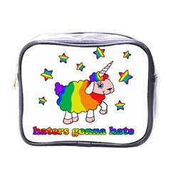 Unicorn Sheep Mini Toiletries Bags