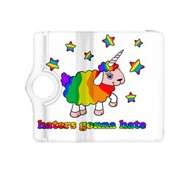 Unicorn Sheep Kindle Fire Hdx 8 9  Flip 360 Case by Valentinaart