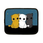 Cute cats Netbook Case (Small)