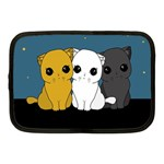 Cute cats Netbook Case (Medium)