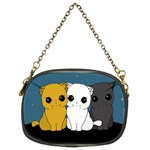 Cute cats Chain Purses (Two Sides)