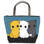 Cute cats Bucket Bags