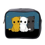 Cute cats Mini Toiletries Bag 2-Side