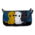 Cute cats Shoulder Clutch Bags