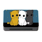 Cute cats Memory Card Reader with CF