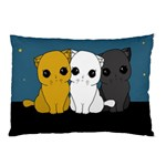 Cute cats Pillow Case (Two Sides)