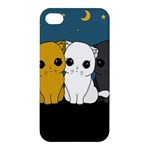 Cute cats Apple iPhone 4/4S Premium Hardshell Case