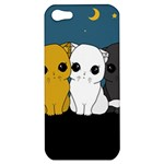 Cute cats Apple iPhone 5 Hardshell Case