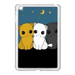 Cute cats Apple iPad Mini Case (White)