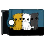 Cute cats Apple iPad 2 Flip 360 Case