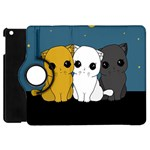 Cute cats Apple iPad Mini Flip 360 Case