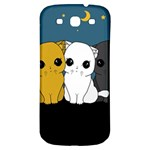 Cute cats Samsung Galaxy S3 S III Classic Hardshell Back Case