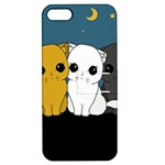 Cute cats Apple iPhone 5 Hardshell Case with Stand