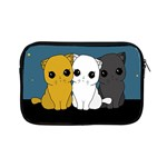 Cute cats Apple iPad Mini Zipper Cases