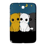 Cute cats Samsung Galaxy Note 8.0 N5100 Hardshell Case