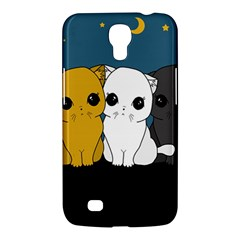 Cute Cats Samsung Galaxy Mega 6 3  I9200 Hardshell Case by Valentinaart