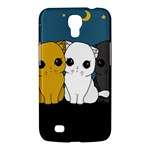 Cute cats Samsung Galaxy Mega 6.3  I9200 Hardshell Case