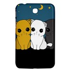 Cute cats Samsung Galaxy Tab 3 (7 ) P3200 Hardshell Case