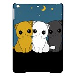 Cute cats iPad Air Hardshell Cases
