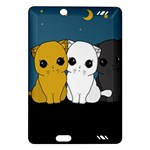 Cute cats Amazon Kindle Fire HD (2013) Hardshell Case