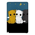 Cute cats Samsung Galaxy Tab Pro 10.1 Hardshell Case