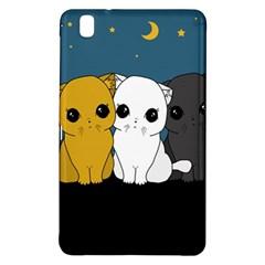 Cute Cats Samsung Galaxy Tab Pro 8 4 Hardshell Case by Valentinaart