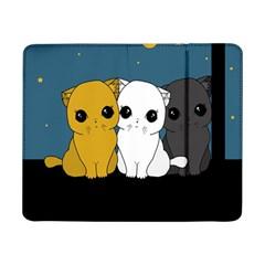 Cute Cats Samsung Galaxy Tab Pro 8 4  Flip Case by Valentinaart