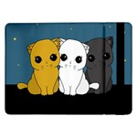 Cute cats Samsung Galaxy Tab Pro 12.2  Flip Case