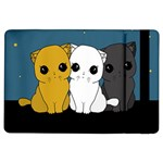 Cute cats iPad Air Flip