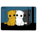 Cute cats iPad Air 2 Flip