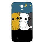 Cute cats Samsung Galaxy Mega I9200 Hardshell Back Case