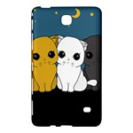 Cute cats Samsung Galaxy Tab 4 (7 ) Hardshell Case