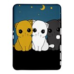 Cute cats Samsung Galaxy Tab 4 (10.1 ) Hardshell Case