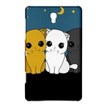 Cute cats Samsung Galaxy Tab S (8.4 ) Hardshell Case