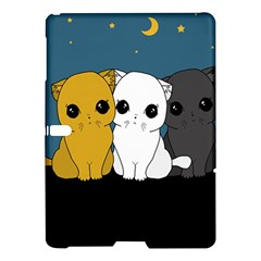 Cute Cats Samsung Galaxy Tab S (10 5 ) Hardshell Case  by Valentinaart