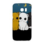 Cute cats Galaxy S6 Edge