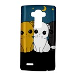Cute cats LG G4 Hardshell Case