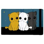 Cute cats Apple iPad Pro 9.7   Flip Case