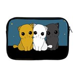 Cute cats Apple MacBook Pro 17  Zipper Case