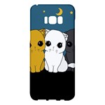 Cute cats Samsung Galaxy S8 Plus Hardshell Case
