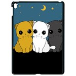 Cute cats Apple iPad Pro 9.7   Black Seamless Case
