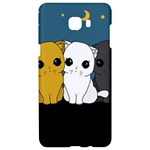 Cute cats Samsung C9 Pro Hardshell Case