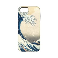 The Classic Japanese Great Wave Off Kanagawa By Hokusai Apple Iphone 5 Classic Hardshell Case (pc+silicone) by PodArtist