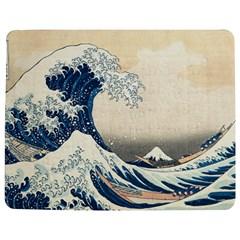 The Classic Japanese Great Wave Off Kanagawa By Hokusai Jigsaw Puzzle Photo Stand (rectangular) by PodArtist
