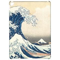 The Classic Japanese Great Wave Off Kanagawa By Hokusai Apple Ipad Pro 12 9   Hardshell Case by PodArtist