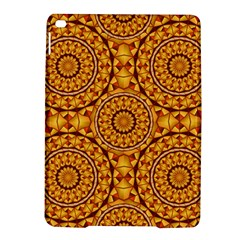 Golden Mandalas Pattern Ipad Air 2 Hardshell Cases by linceazul